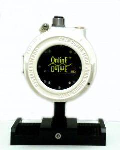 Inline-Online pig monitoring