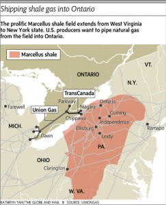 Canadian Pipelines/Marcellus - Union Gas Limited, A Spectra Energy Company