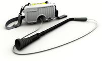 GTI's portable methane detector