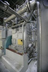 Burckhardt Laby LNG BOG compressor