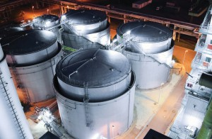 Tank farms and other oil storage facilities often require communication over widespread areas, making wireless versions of Ethernet an ideal solution.