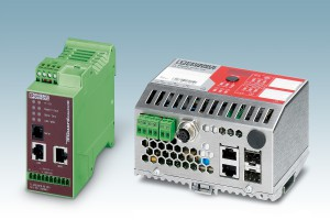 The mGuard security appliances protect industrial automation networks.
