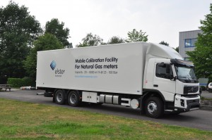 ELster Mobile Calibration Truck
