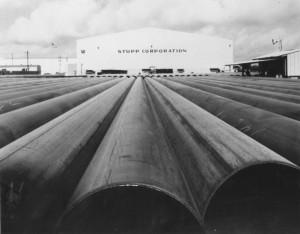 Stupp mill (1960s)