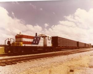 Stupp train (1970s)
