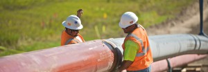 Work on Enbridge's Toledo Pipeline, Line 79, originating near Stockbridge, MI.