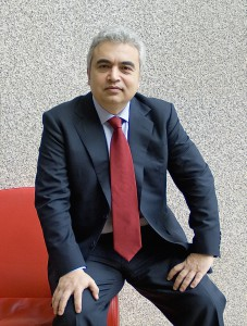 Dr. Fatih Birol is chief economist of the International Energy Agency and chairman of the World Economic Forum (Davos).