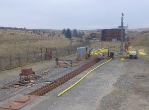Figure 4: Full-scale RCP test facility at DNV GL's Spadeadam test site.