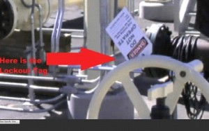 Data from imaging rovers can communicate non-spatial information. Lockout/tagout information, signage and machinery labeling can be captured quickly.